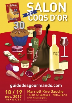 Salon des Coqs d'Or  18-19 novembre 2017