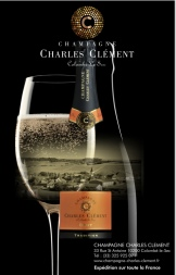 Champagne <br> Charles Clément