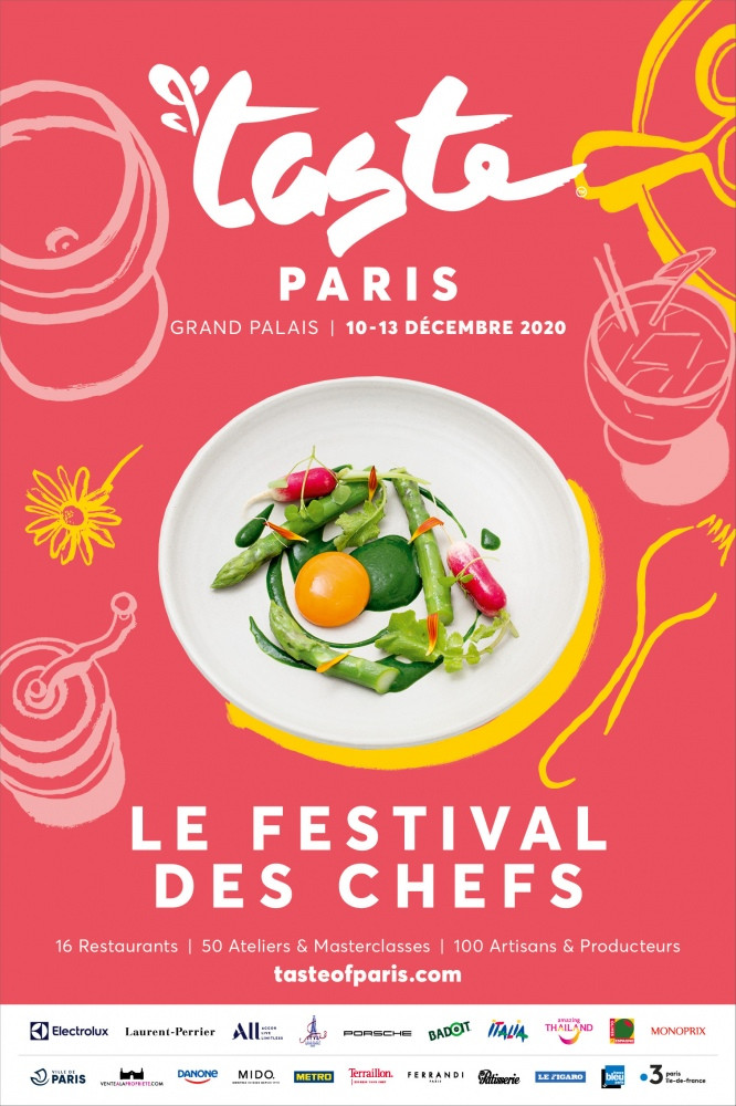 Taste of Paris 2020