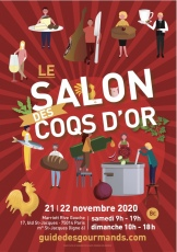 Salon des Coqs d'Or : 21/22 novembre 2020